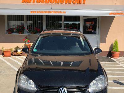 second-hand VW Golf V 4x4 FSI