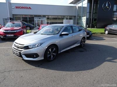 second-hand Honda Civic 4D 1.5 VTEC Turbo MT Elegance