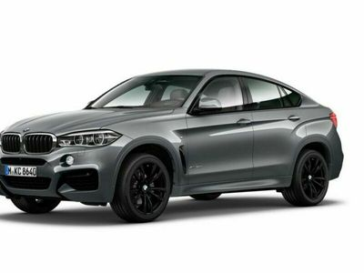 second-hand BMW X6 xDrive30d M Sport Edition