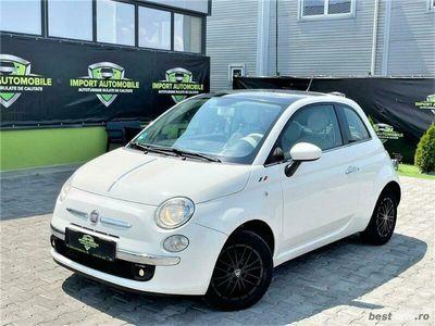 second-hand Fiat 500 / garantie / livrare gratuita la domicil