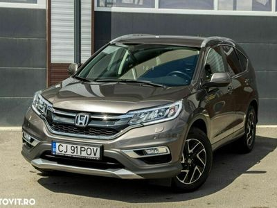 second-hand Honda CR-V 1.6