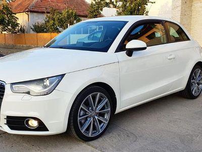 second-hand Audi A1 AN 2011 MOT 1,6 TDI 110CP NAVIGATIE . EURO 5