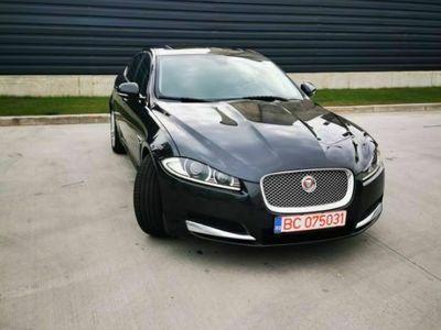 second-hand Jaguar XF 2.0