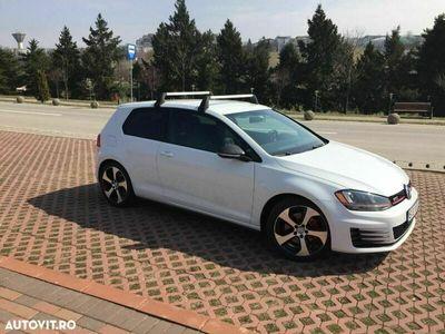 second-hand VW Golf GTI