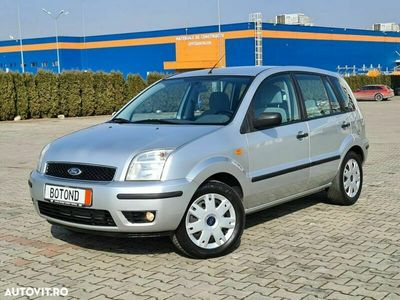 second-hand Ford Fusion 1.4