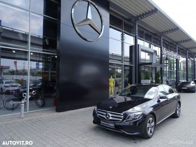 second-hand Mercedes E220 4MATIC Limuzina