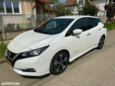 second-hand Nissan Leaf