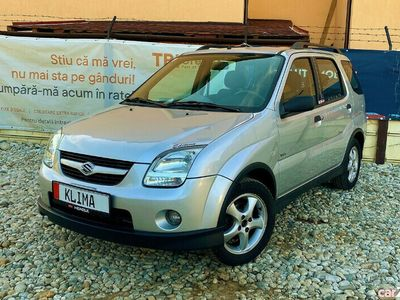 second-hand Suzuki Ignis EDITION 4x4 2005 Benzina Klima