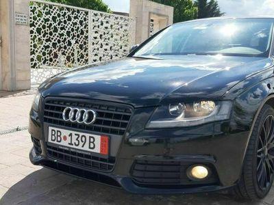 second-hand Audi A4 2.0TDI; 2012;S-line;6viteze;piele alcantara