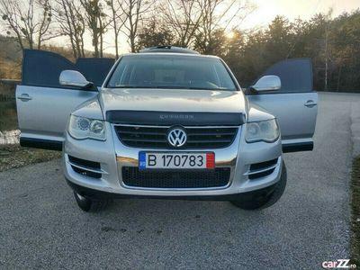 second-hand VW Touareg 3.6