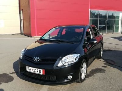 second-hand Toyota Auris ii 1.4 did 2012 euro5