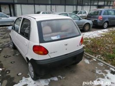 second-hand Chevrolet Matiz