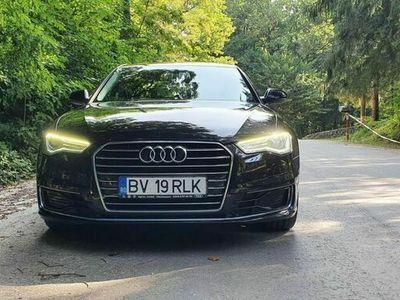 second-hand Audi A6 C7 S Line 2016 190CP