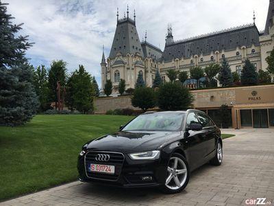 second-hand Audi A4 B8 Bixenon/Panoramic/Multitronic/Keyless