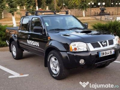 used Nissan Navara 4x4