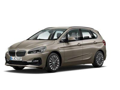 second-hand BMW 218 Active Tourer d Luxury Line