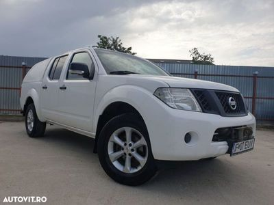 second-hand Nissan Navara MK3