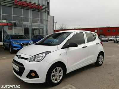 second-hand Hyundai i10 1.0