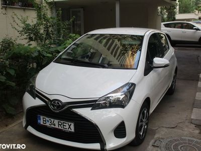 second-hand Toyota Yaris MK4