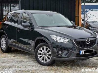 second-hand Mazda CX-5 an 2015 km 110.000