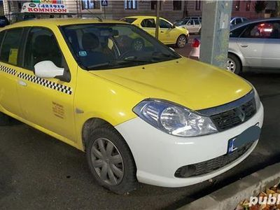 second-hand Renault Symbol taxi