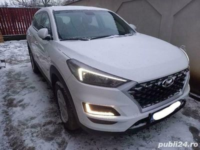 second-hand Hyundai Tucson