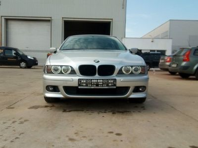 second-hand BMW 525 E39