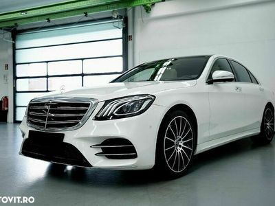 second-hand Mercedes S450