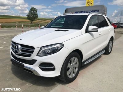 used Mercedes GLE250