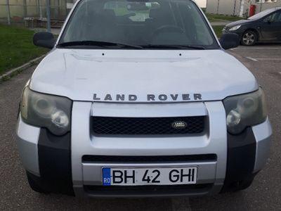 second-hand Land Rover Freelander TD 4 cu volan stanga