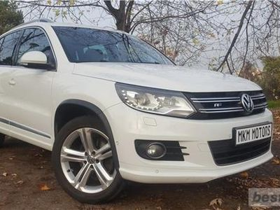 second-hand VW Tiguan DSG R-Line 184Cp 2016