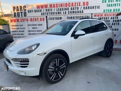 used Porsche Cayenne