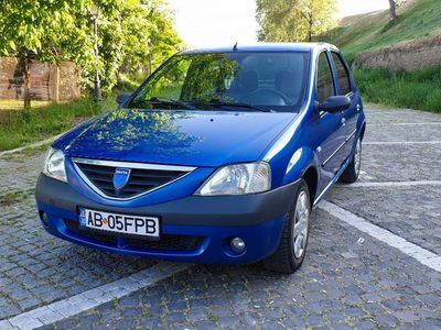second-hand Dacia Logan 1.6 MPI, 87 Cp
