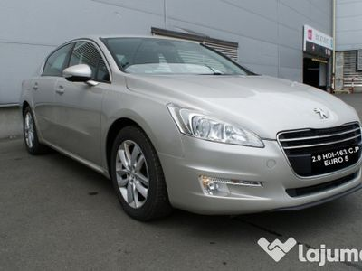 second-hand Peugeot 508 an 2014 2.0 hdi-163 c.p cutie automata