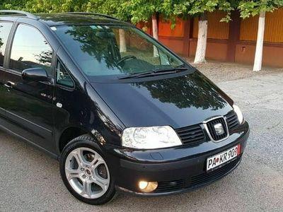 second-hand VW Sharan 2.0