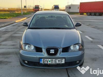 second-hand Seat Ibiza 2006 1.4 bnz impecabil