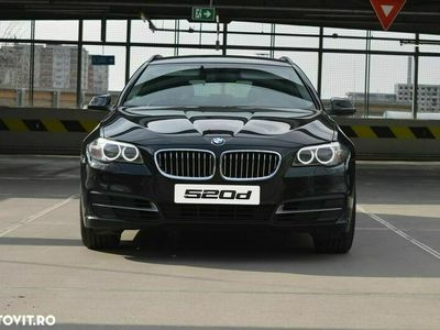 second-hand BMW 520 Seria 5 d