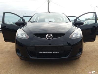 second-hand Mazda 2 din 2010 1,4 benz CLIMA 140000 km impecabila