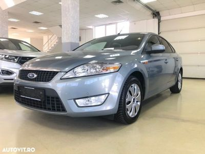 second-hand Ford Mondeo 1.8