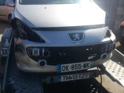used Peugeot 307 1,6 hdi 109 cp 2007