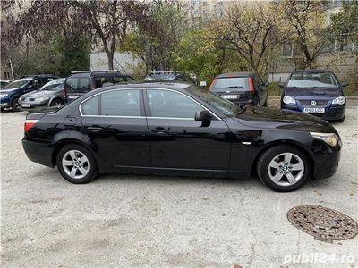 second-hand BMW 520 seria 5 - e60 - d - n47 - 177cp - euro 5 DPF