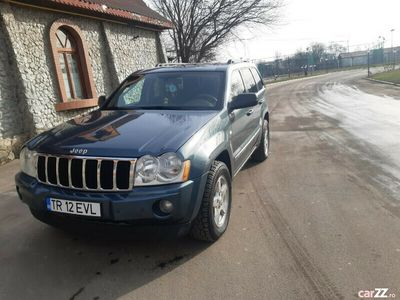 second-hand Jeep Grand Cherokee