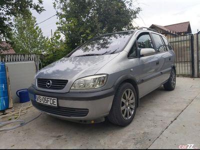 second-hand Opel Zafira Fab.2002 1.6 Benzina Euro 4 7 Locuri AC