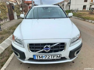second-hand Volvo XC70 automatic