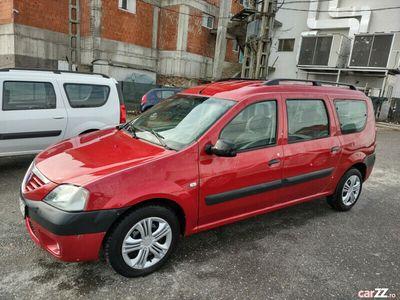 second-hand Dacia Logan MCV Laureate 2008 Dizel 7 locuri