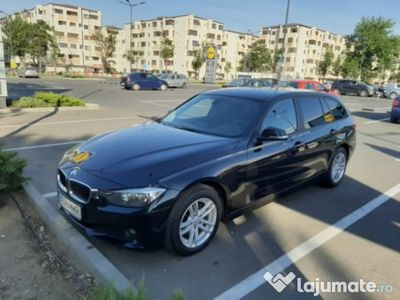 second-hand BMW 318 D Euro6 Automata 2014