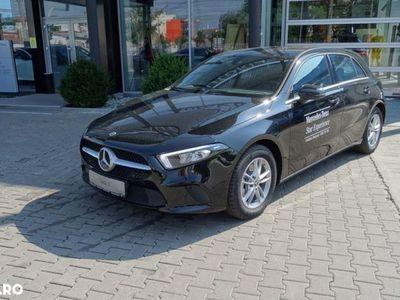 second-hand Mercedes A200 d