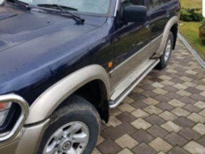 second-hand Nissan Patrol 4x4 3.0di