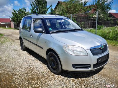 second-hand Skoda Roomster 1,4 tdi 2007