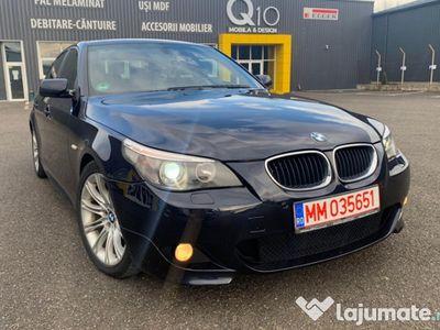 second-hand BMW 501 E60 525 // M Pachet // 2.5 DieselCP // Automat